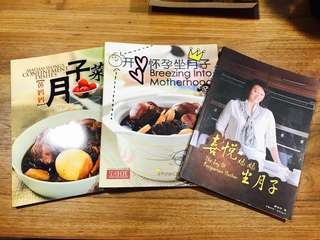 Confinement Cooking Books