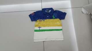 Ralph Lauren Polo Shirt (2years)