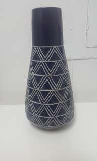 Filipino hand made ceramic vase
