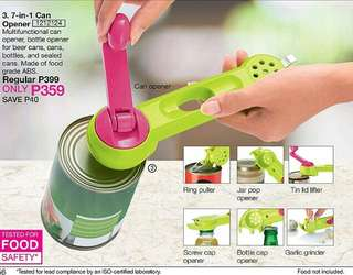 7-in-1 Can Opener