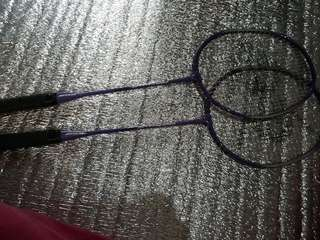 Original Dunlop Badminton racket