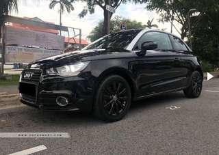 Audi A1 car rental car for rent