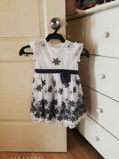 Alleta Toddlers dress for 2 to 3 years old