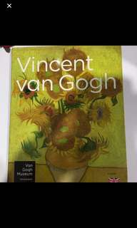 Vincent Van Gogh Museum Guide Book