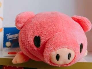 可愛 肥 豬豬 豬仔 Pig Pig 🐽 公仔