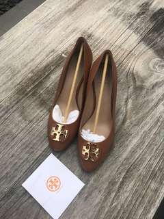 Tory Burch Luna Wedges 65mm size 8.5