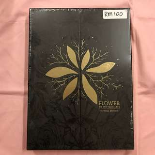 XIA 3rd Solo Album Flower (Special Edition)
