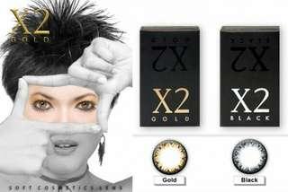 X2 contact lens