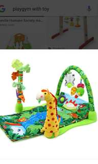 Playgym rainforest