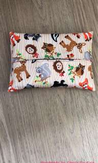 ' Forest Animal ' Water Proof Travel Tissue Pouch