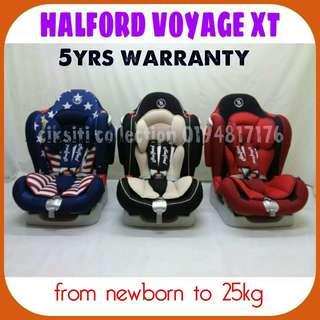 Halford Voyage XT