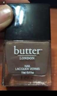Brand New Butter London Nail Polish