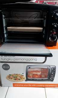 OVEN TOASTER 20L KRISBOW