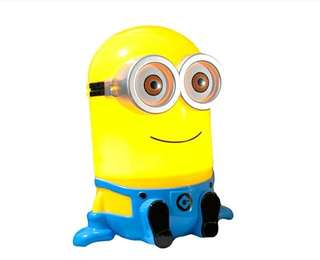 2 in 1 Minion Lamp + Coin Bank