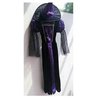 Witch Costume | Large Size  | Free Delivery