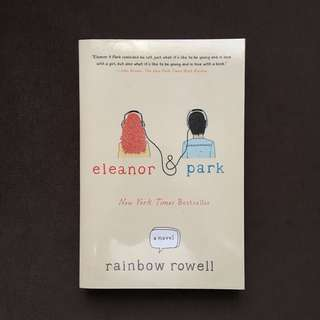 BOOKS FOR SALE (Eleanor & Park)
