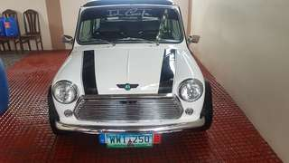 Mini Cooper 1967 Classic Fully Restored
