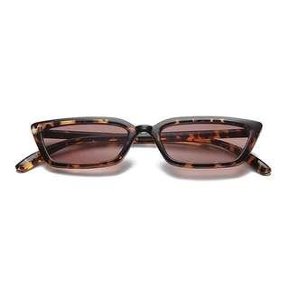 Sos Glasses in leopard