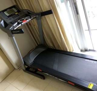 BH treadmill like new not ikea