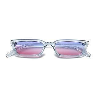 Sos Glasses (ClearBlue)