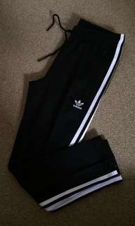Adidas Cigarette Pants