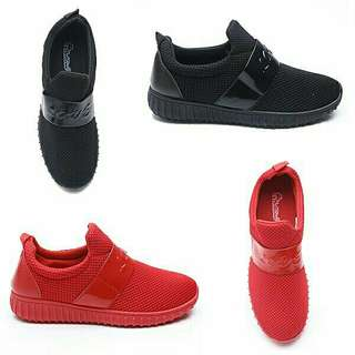 Sepatu Dr. Kevin stylish & comfortable woman sneakers...