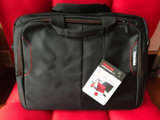 Brand new Toshiba 2in 1 Laptop Bag