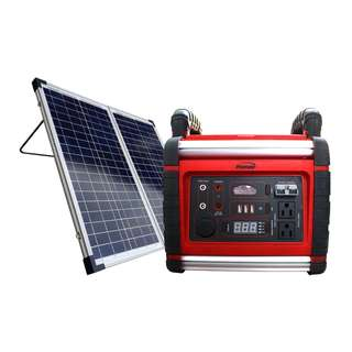 Promate 240s and Solar Panel 60watts Bundle