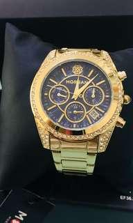 《搬屋快清》Morgan Watch 歐洲時款手錶