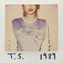 Taylor Swift 1989 Delux Album
