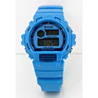 B.U.M. Junior Digital Sport Watch BF18905