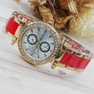BONIA GOLD STEEL DIAMOND EXCLUSIVE (WOMEN)