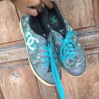 REPRICED! Original DC Mint Green Shoes