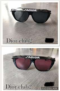 New Authentic Dior sun glasses
