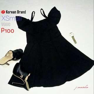 Korean Offshie Dress