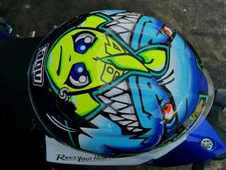 AGV Pista Shark - Copy Original