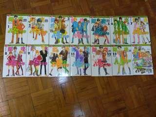 少女漫畫 鄰座的怪同學1~13&漫迷手冊
