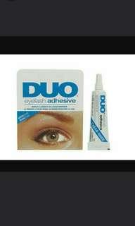 Duo lashes glue