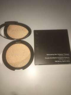 Becca shimmer skin perfector in prosecco pop