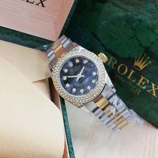 ROLEX DIAMOND EXCLUSIVE (WOMEN)