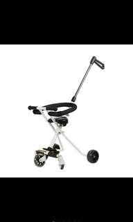 Ready stock. New Ultra lightweight portable stroller