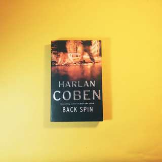 NOVEL| HARLAN COBEN BACK SPIN