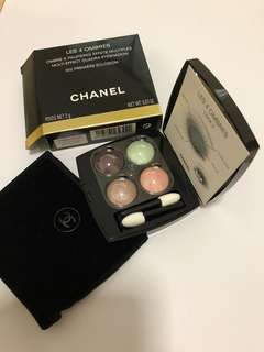 Chanel Eyeshadow 4 Ombres 302