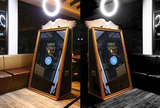 New ⭐️ magic mirror photobooth for sale