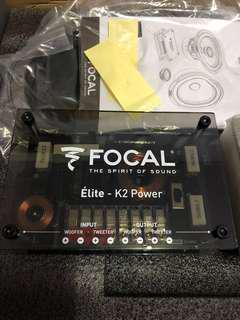 Focal k2 power  crossover 1 pair