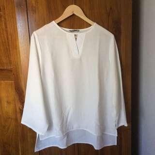St yves white top