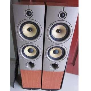Pair Wharfadale Floorstanding Speakers