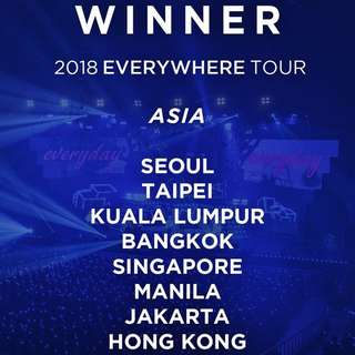 Purchasing Service for Winner In Malaysia