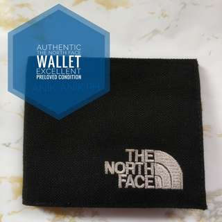 Authentic The North Face Wallet