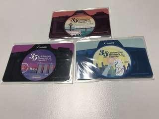 BN ezlink card set